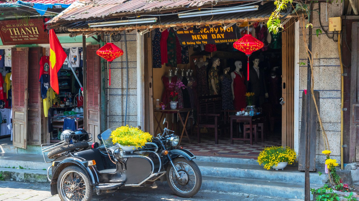 Vietnam's vintage shops are crucial to the country's sustainability movement