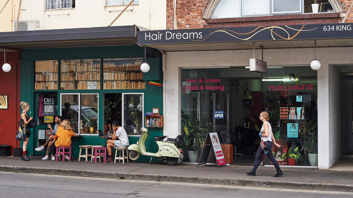 Newtown's King Street is one of the most vibrant stretches in Sydney