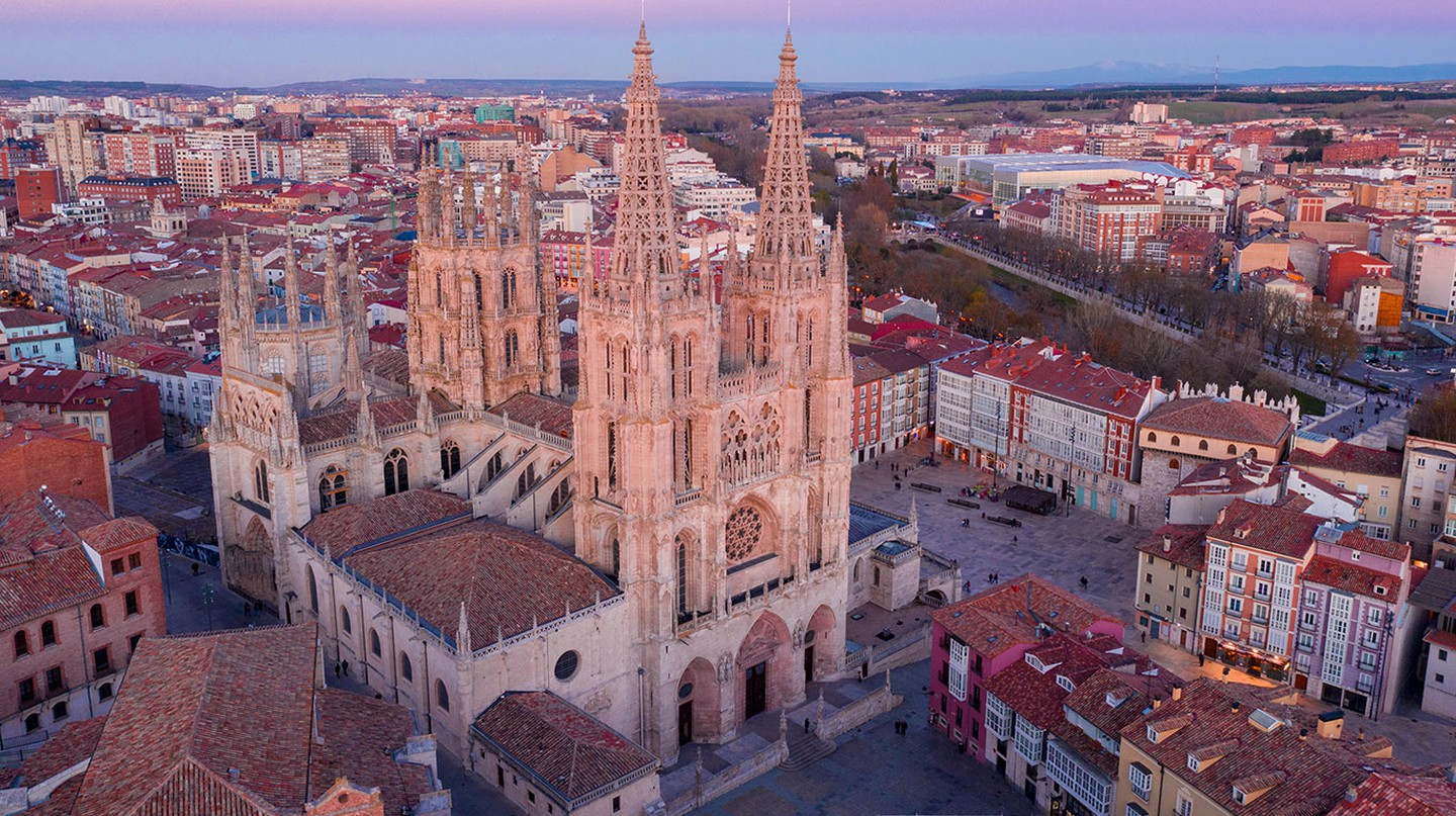 Take in Burgos Cathedral on your trip to the city