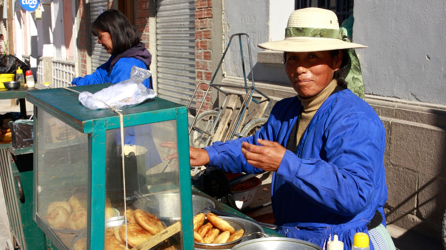 Breakfast is a big deal in Bolivia, making for a whole host of diverse and delicious options