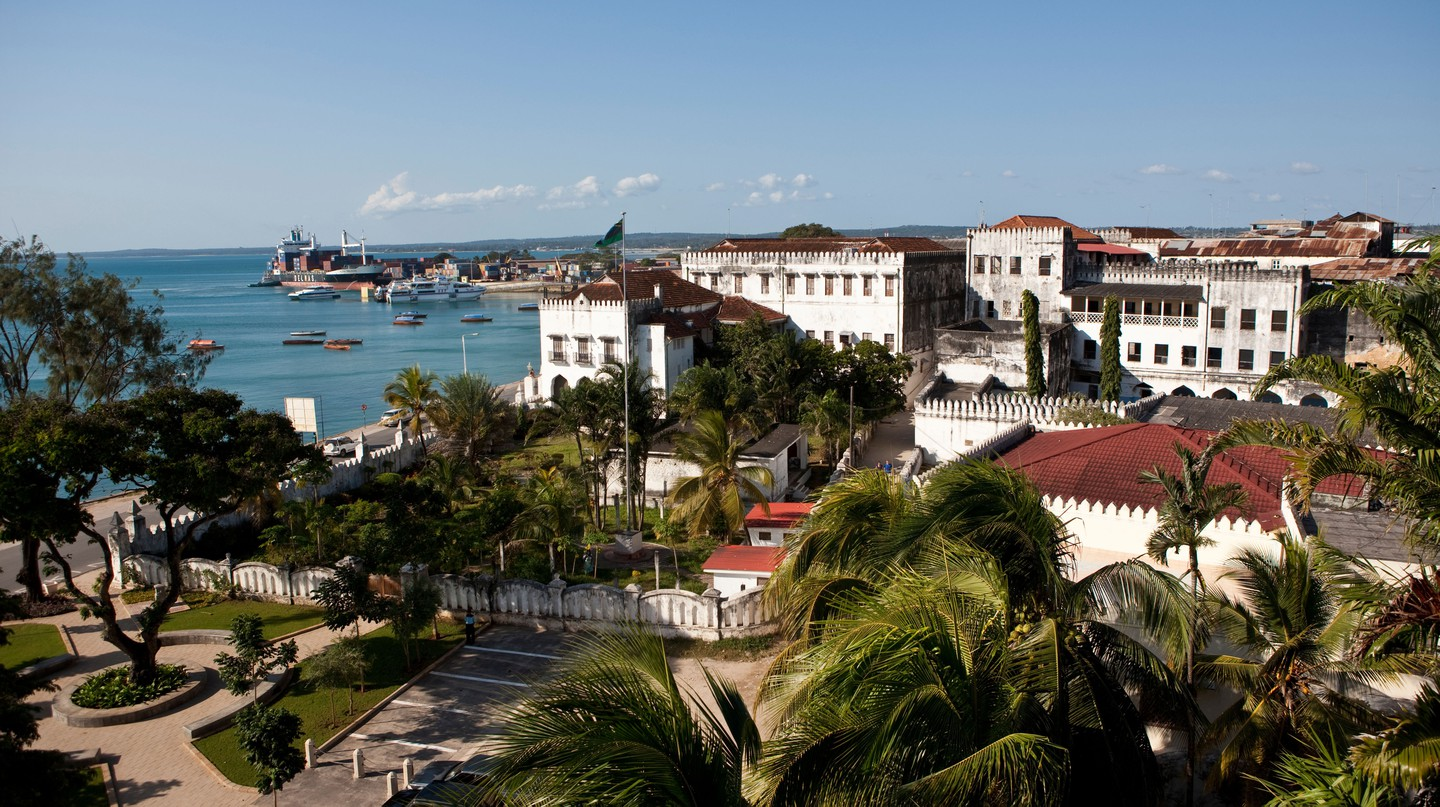 Stone Town is the perfect location for a weekend of activities