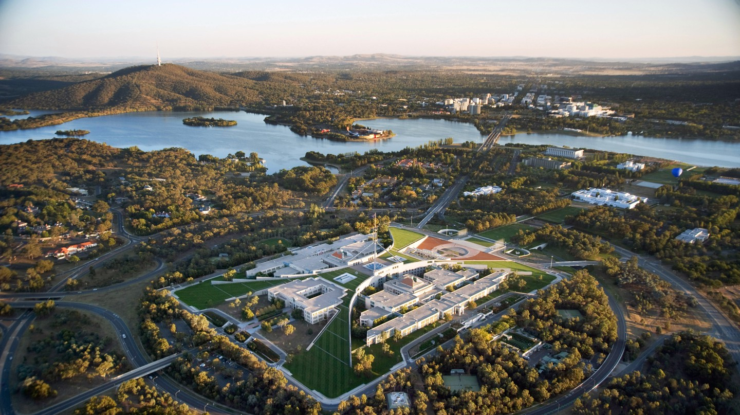 Canberra is a great spot for avid hikers to embark on new trails