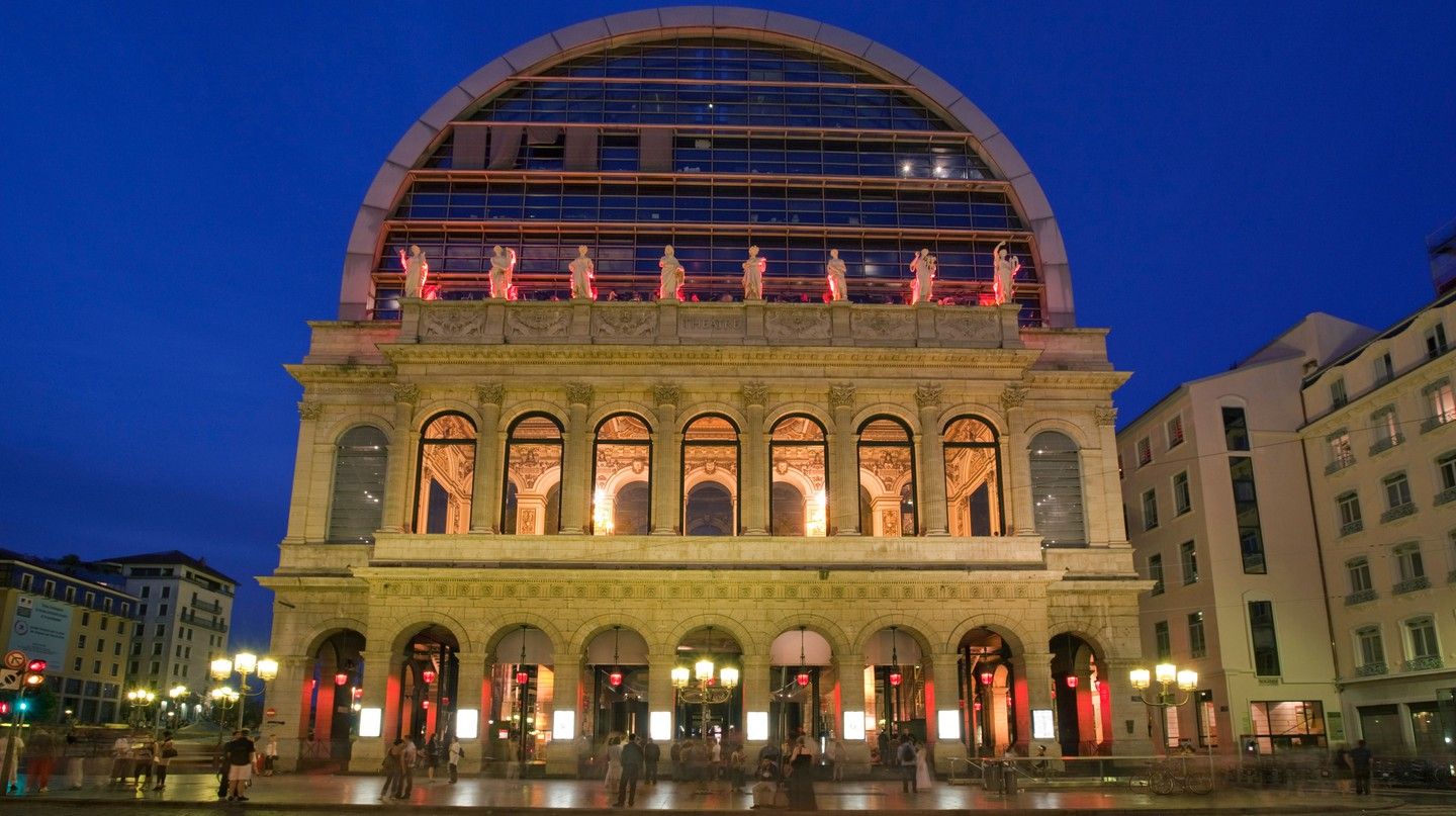 A visit to the famed Opera National de Lyon is a must for any operagoer