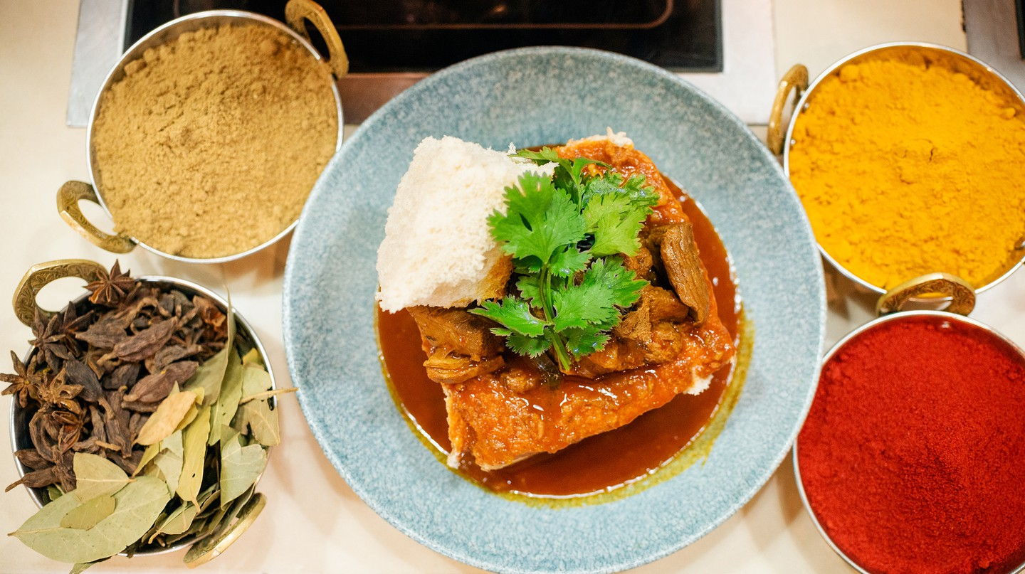 Jeera's award-winning bunny chow is a must-try in Durban