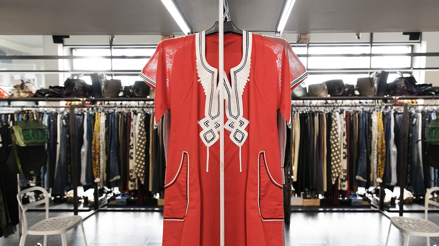 BIVIO is one of Milan's best-loved second-hand and vintage shops