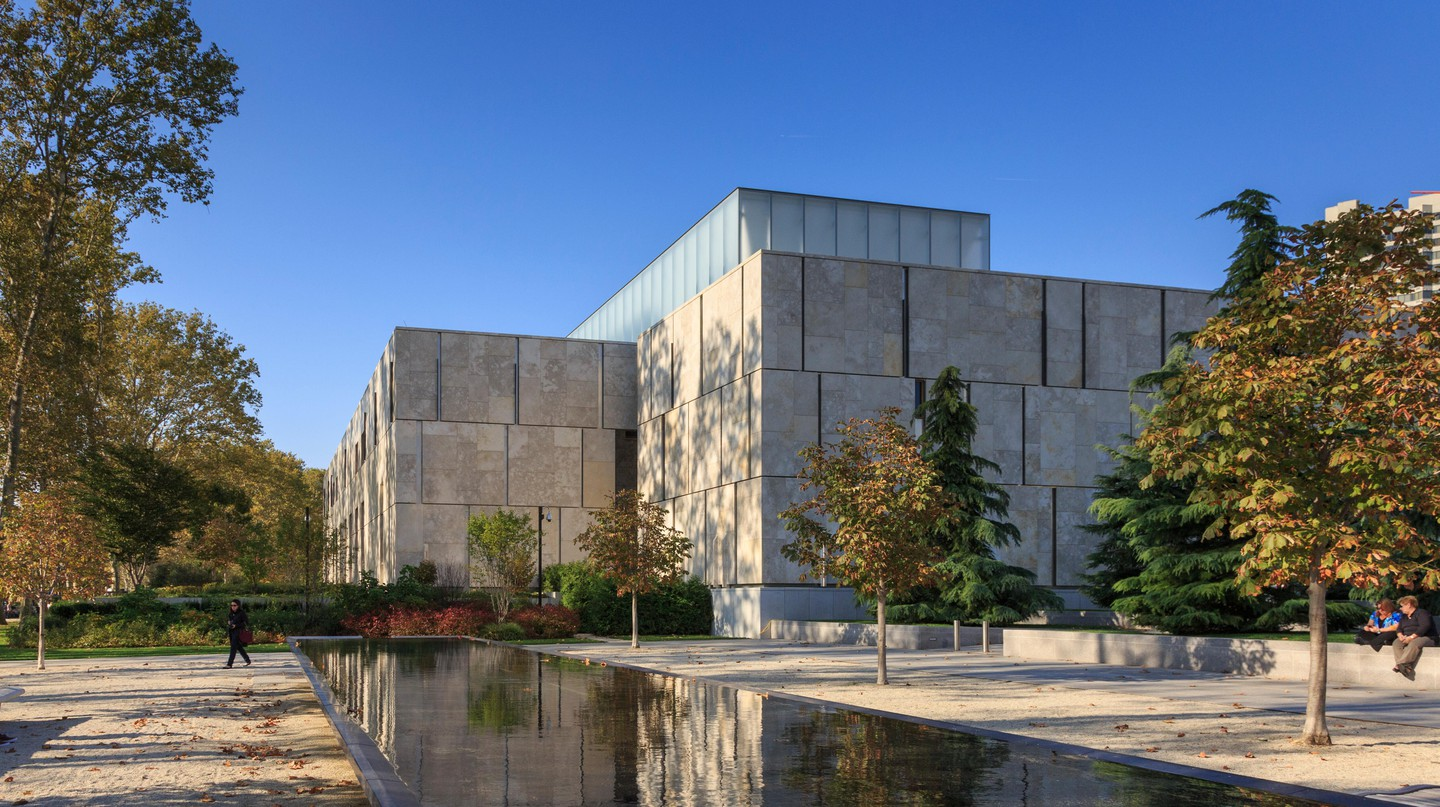 The Barnes Foundation has a world-class art collection