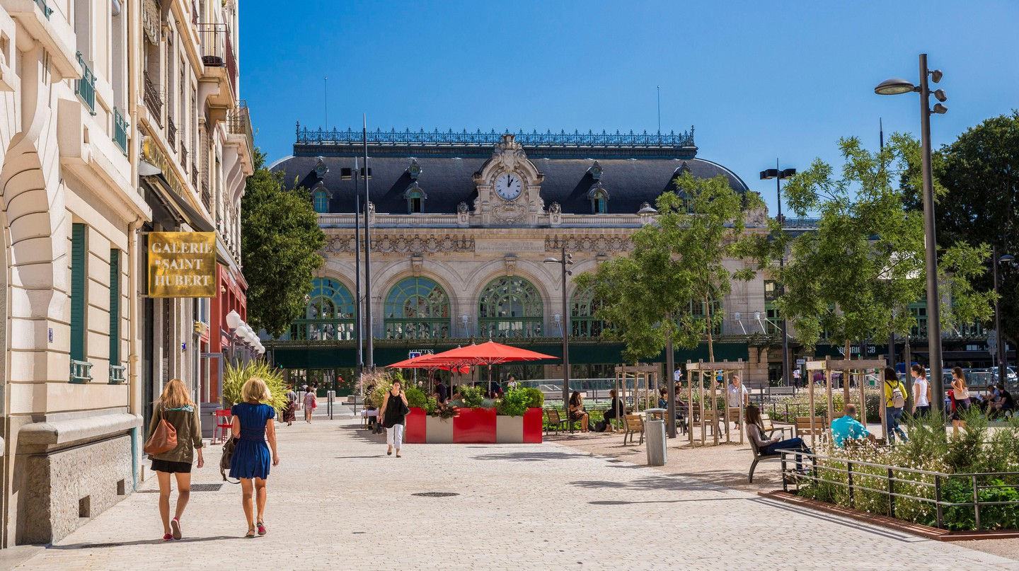 Lyon is known globally as France's gastronomic capital