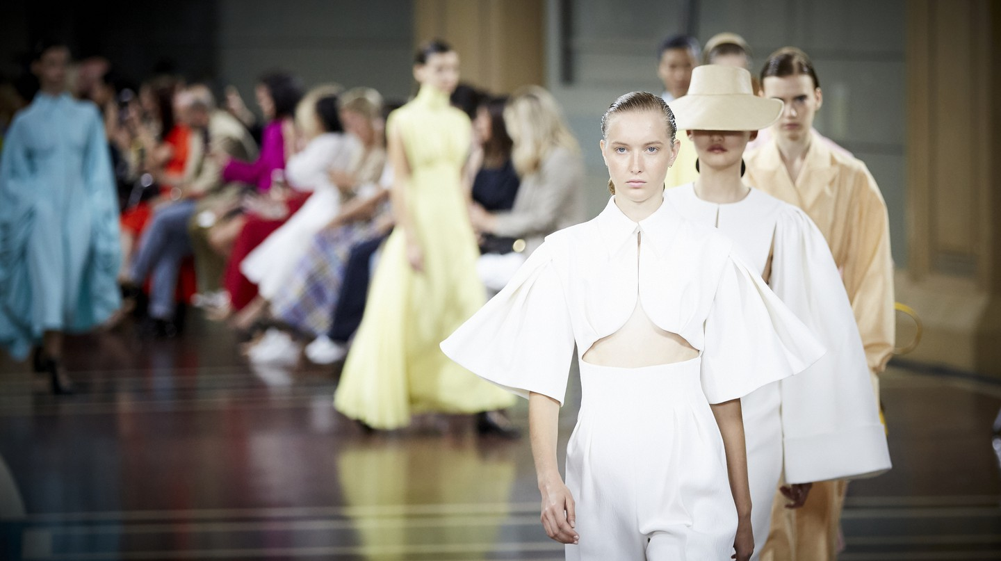 Attend the iconic catwalk shows at London Fashion Week with a Culture Trip discounted ticket