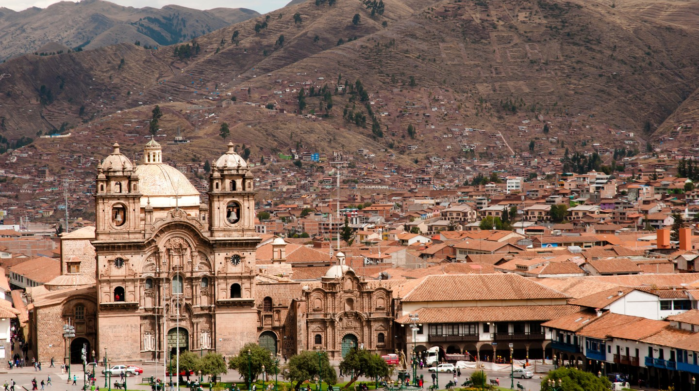 Cusco is well worth a visit for its history of the Inca and Spanish empires