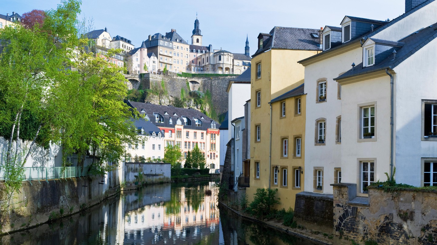 Luxembourg City has an eclectic mix of restaurants