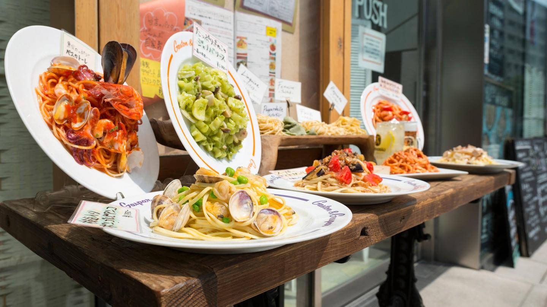 Italian is the most popular international cuisine in Japan