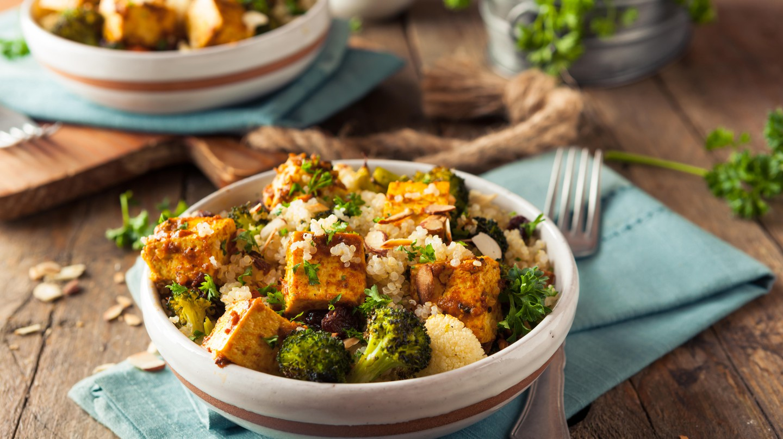 Explore Hobart's vegan and vegetarian restaurants and cafés