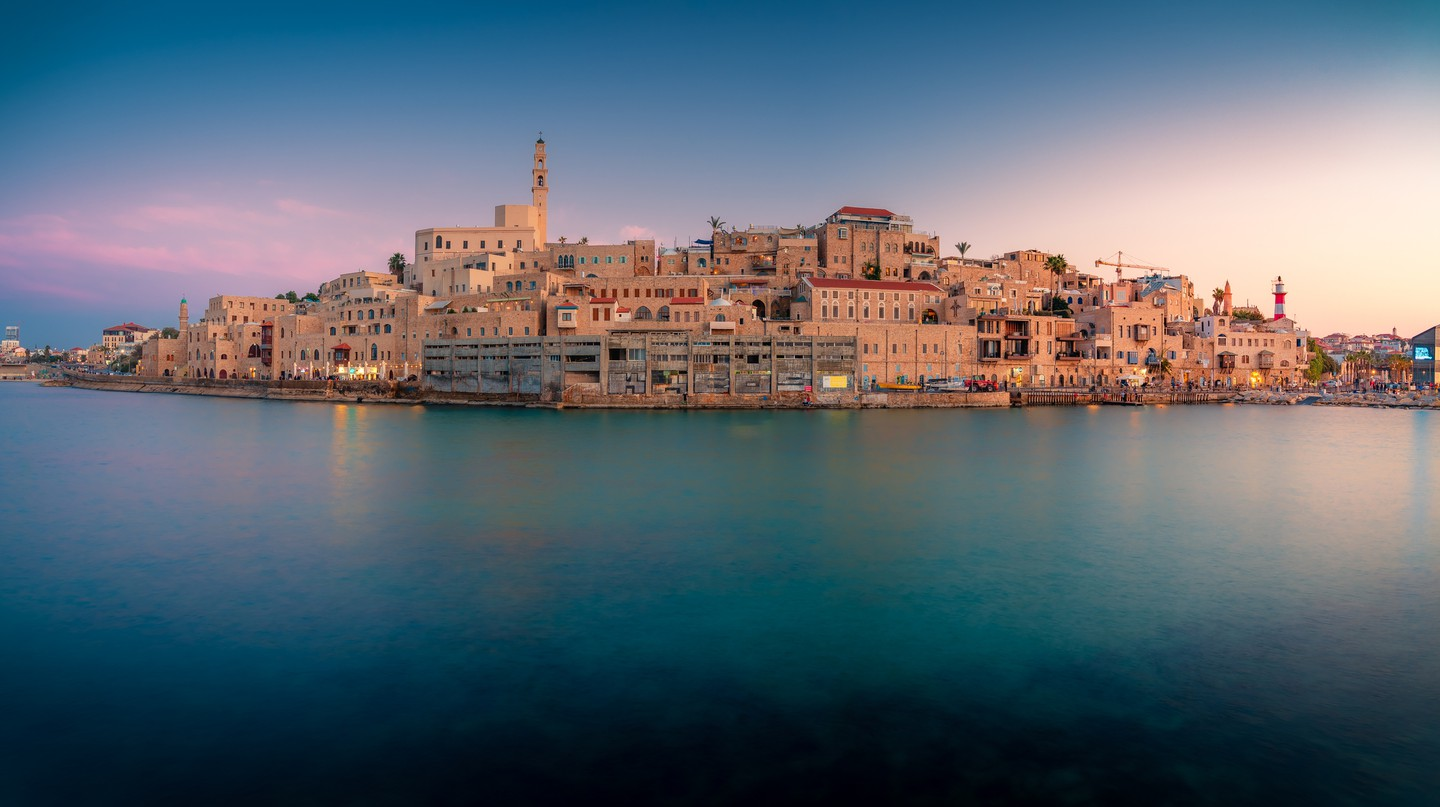 Jaffa is the oldest part of Tel Aviv-Yafo and is more than worth exploring