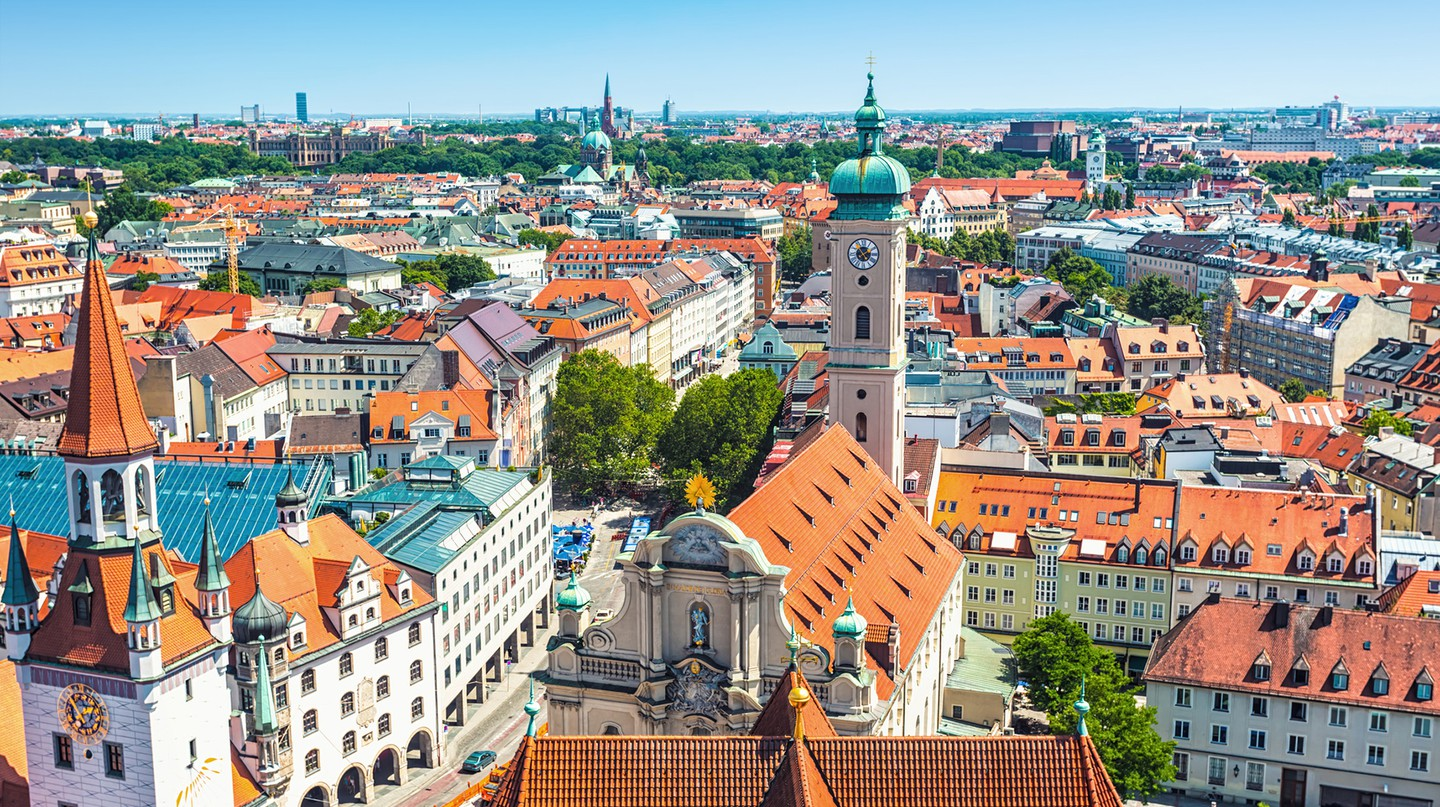 The dynamic, cosmopolitan city of Munich was recently named the world's most liveable city by travel and lifestyle publication 'Monocle'.