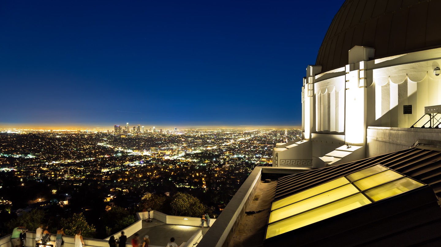 Los Angeles is a city which truly comes alive after dark