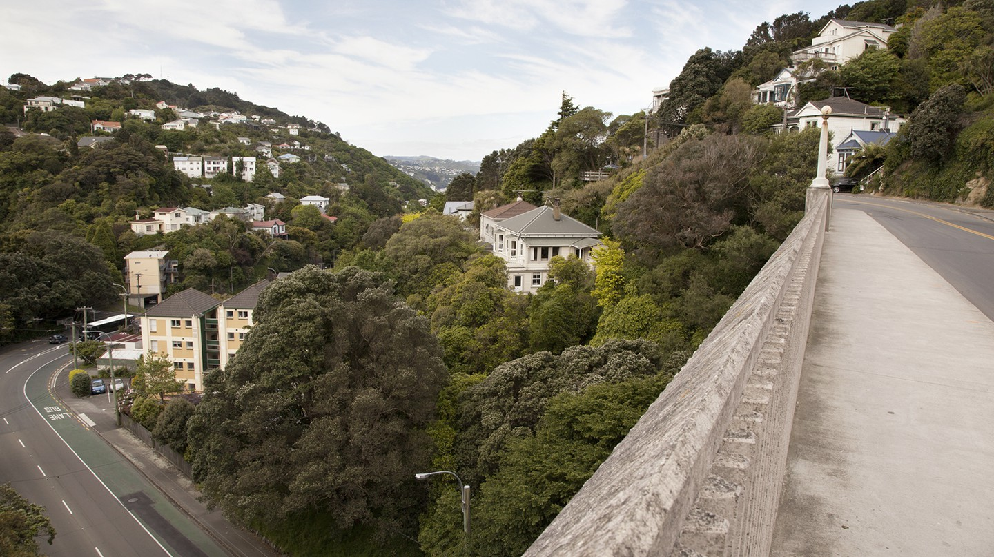 The suburb of Kelburn in Wellington is a pretty, quiet spot just outside of the city centre, with botanic gardens, the Victoria university and a planetarium to explore