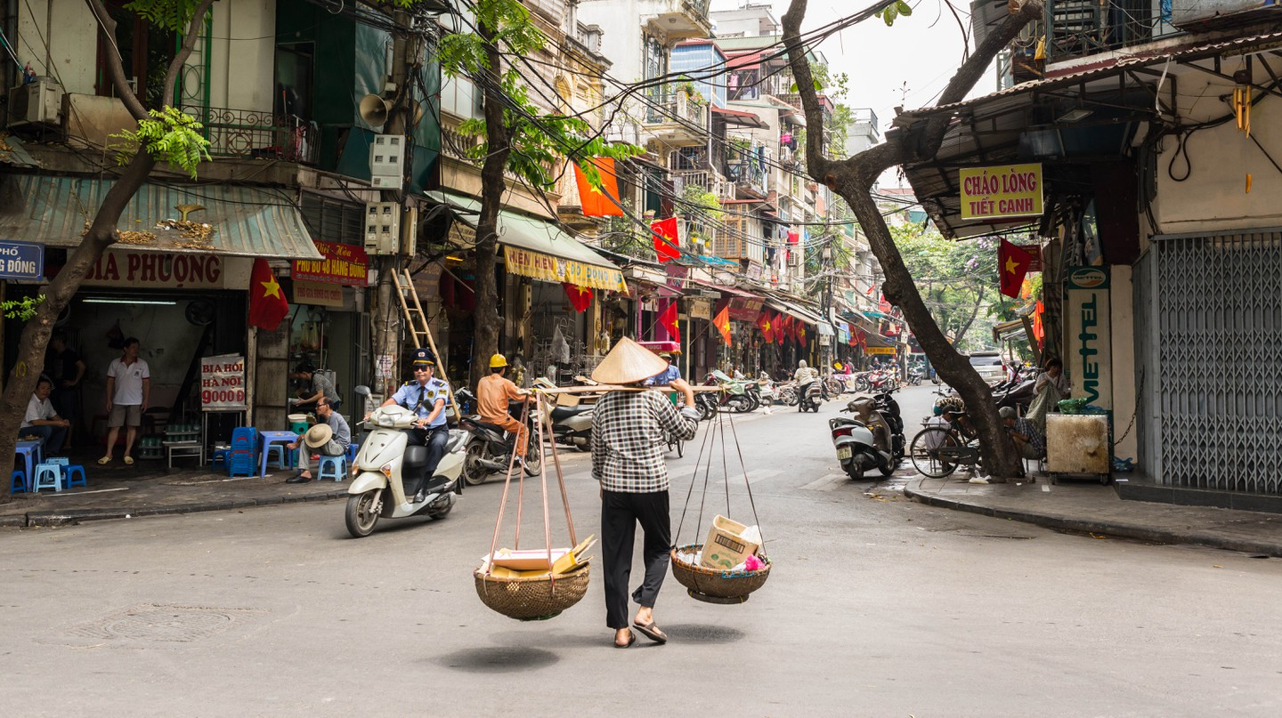 Hanoi is home to a variety of creative and sustainable brands