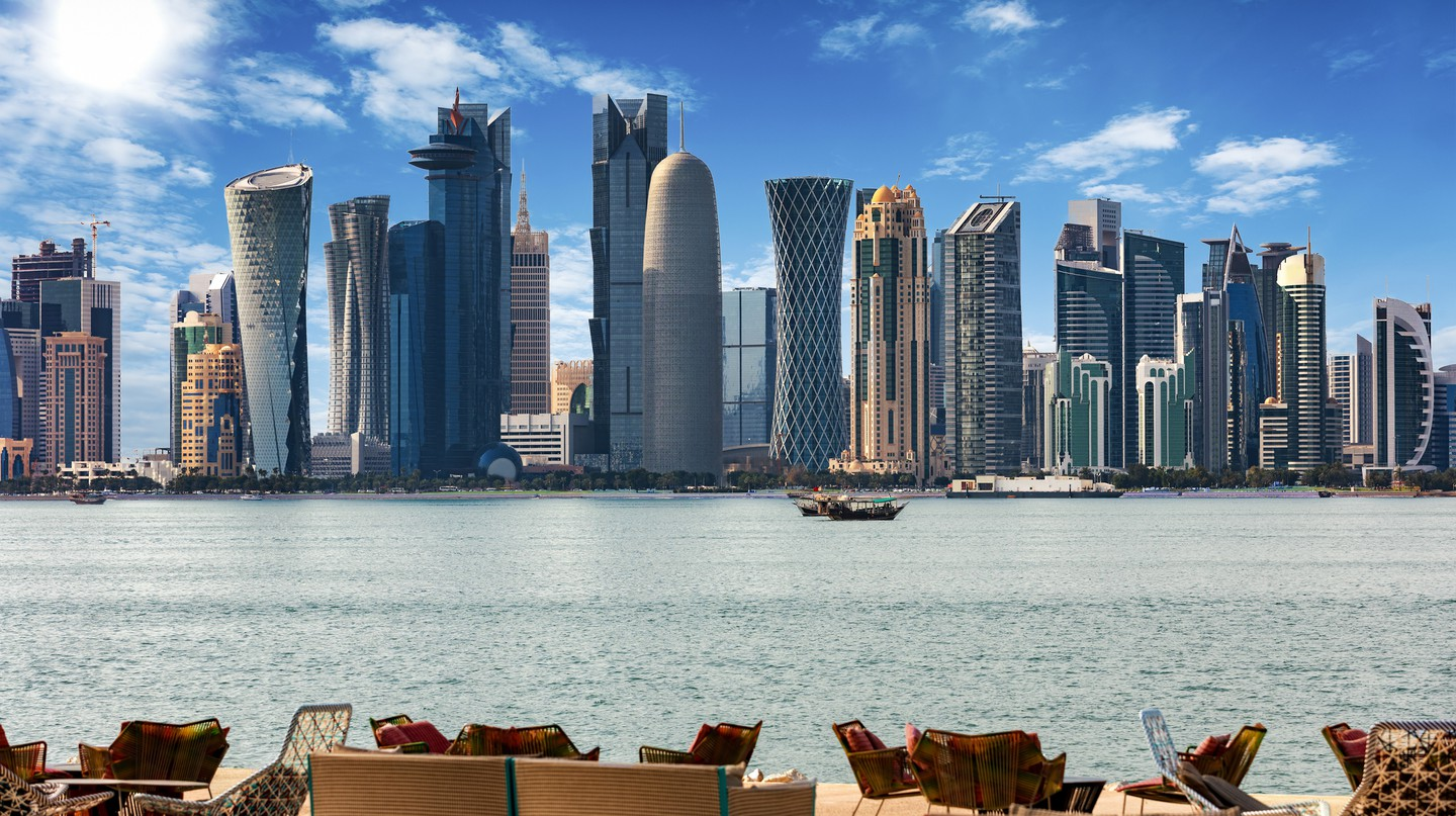 Doha is brimming with hotels, restaurants and cultural attractions