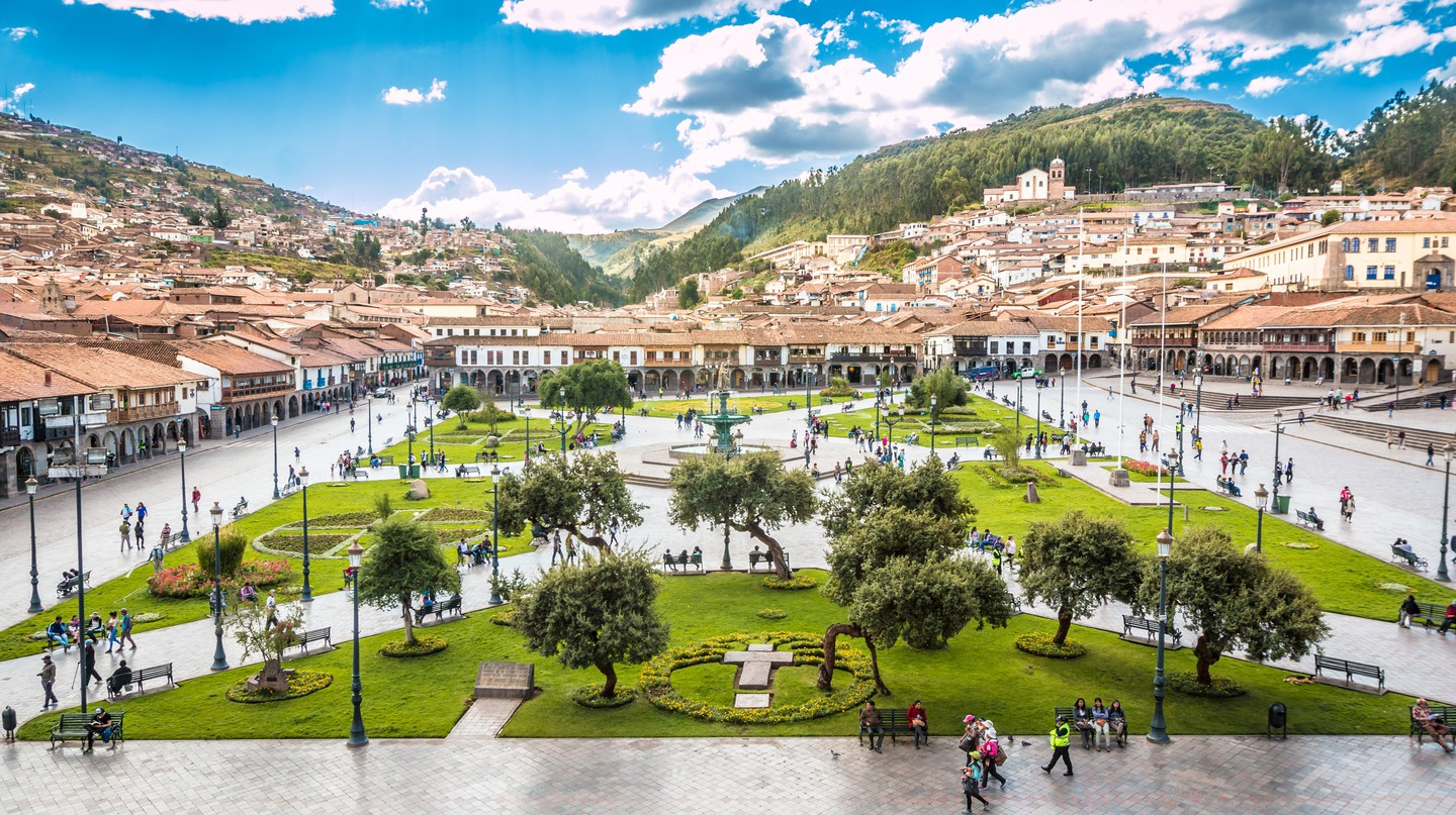 More than a couple of days are needed to explore all Cusco has to offer