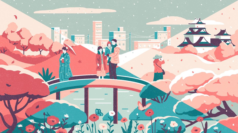 A Seasonal Guide to Visiting Kumamoto, Japan