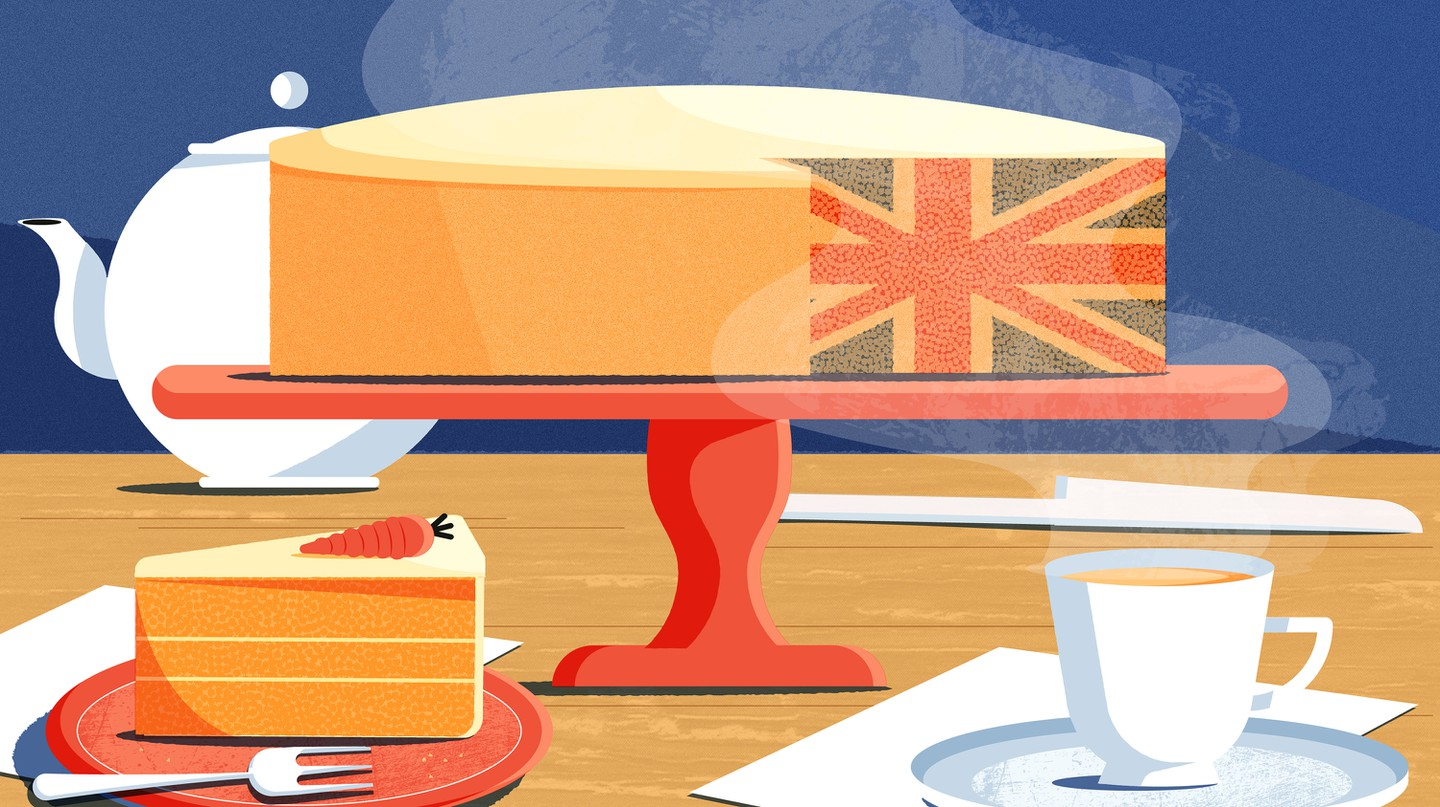 The Most Traditional British Cakes