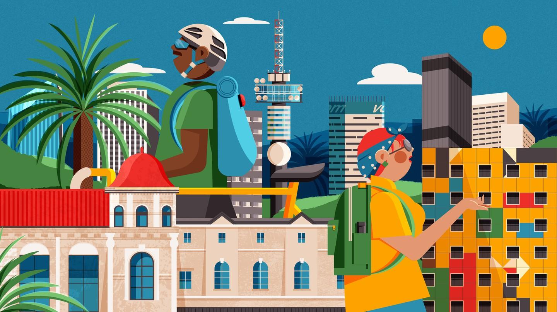 Meet Johannesburg's Walking-Tour Guides