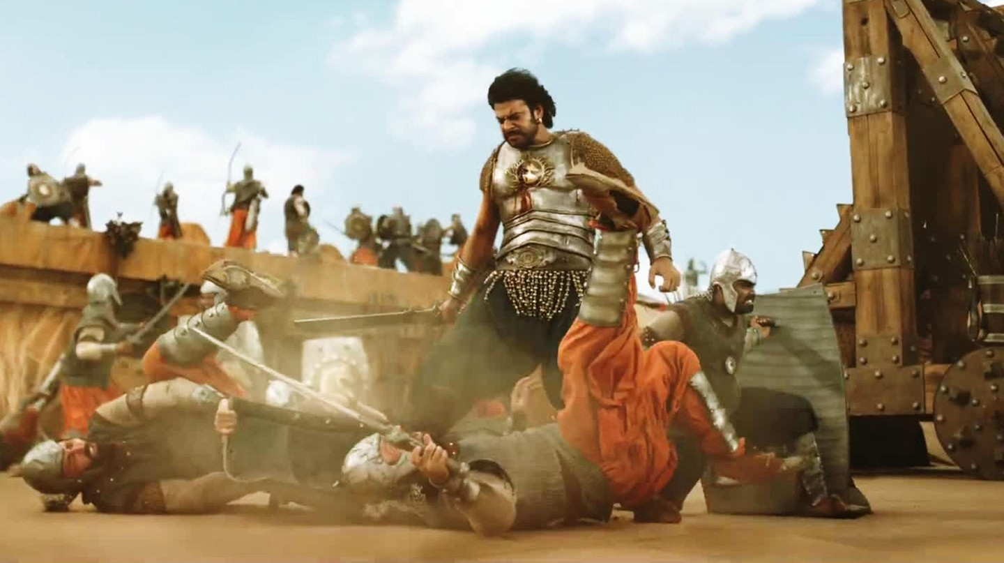 'Baahubali 2: The Conclusion' (2017)