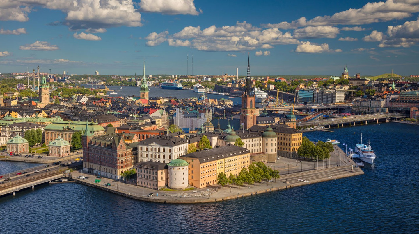 In addition to its historical architecture, Stockholm is home to many modern minimalist classics