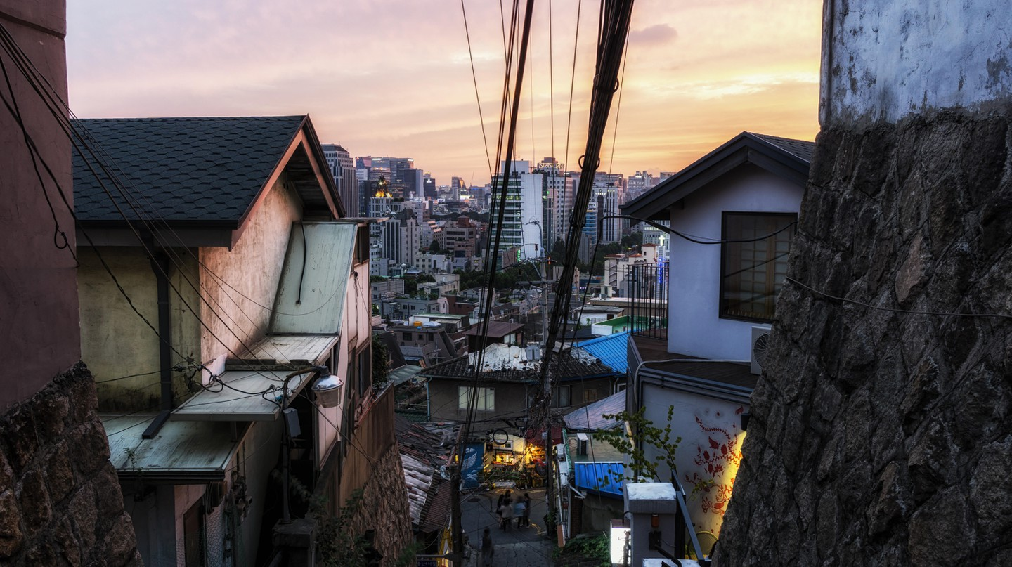 Here's how to explore Ihwa Village, a once-neglected neighbourhood that has since turned into Seoul's artistic enclave