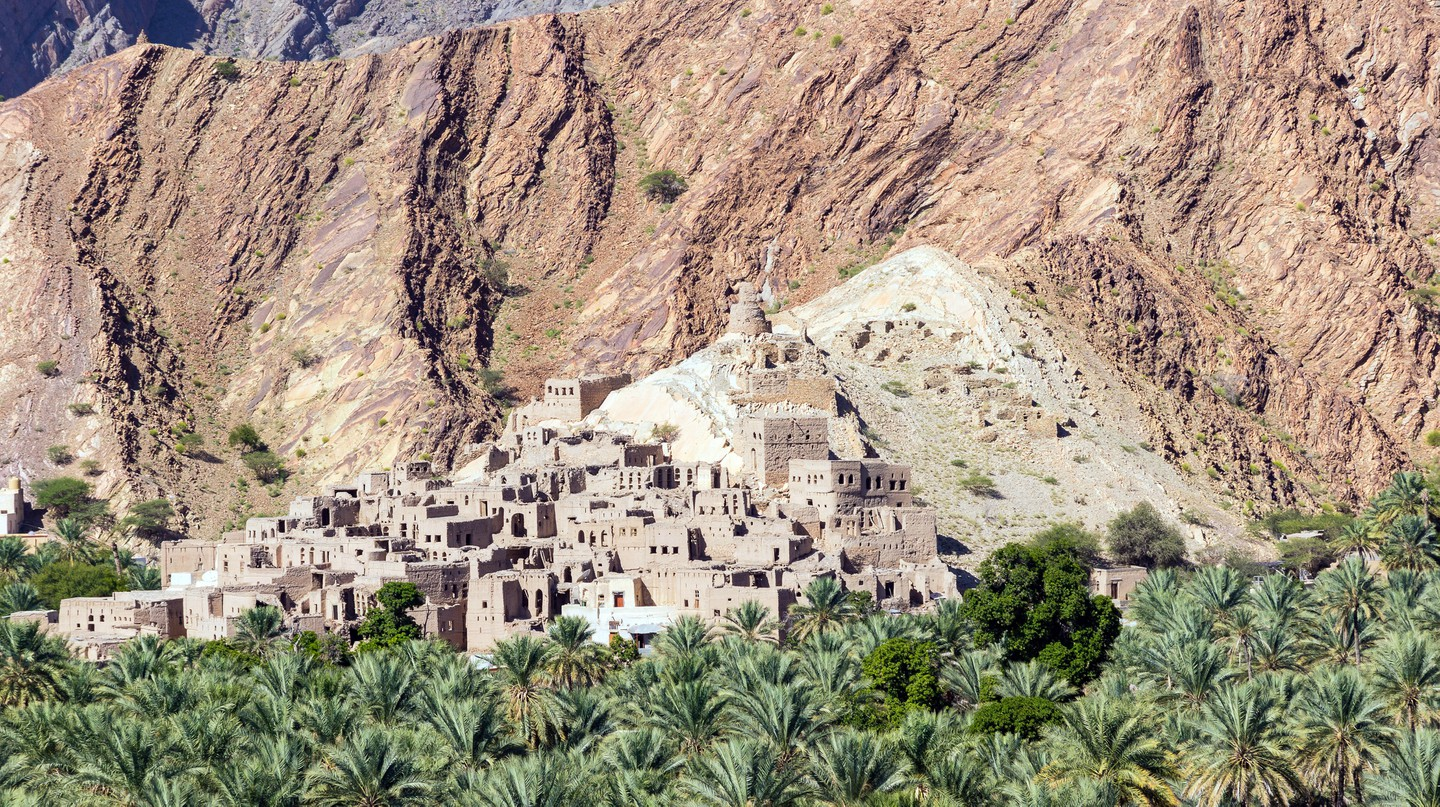 Oman's lost and abandoned villages give a unique insight into the history of the Sultanate