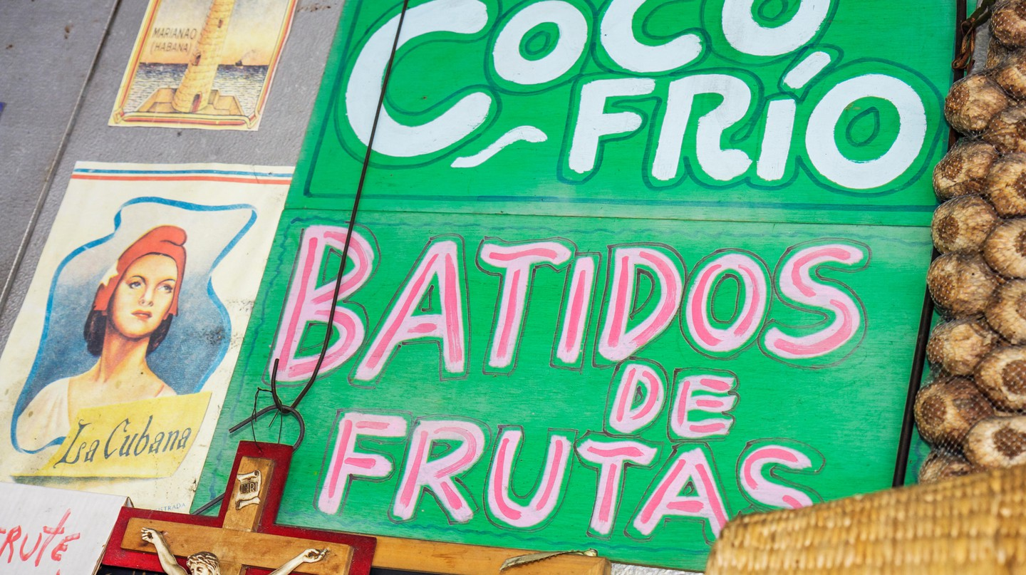 In Costa Rica, batidos are refreshing fruit smoothies