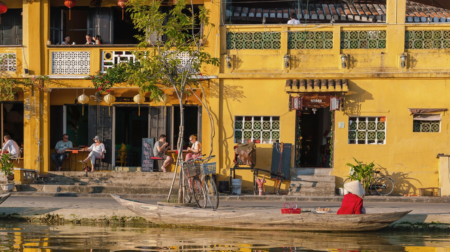 Vietnam's 'Yellow City' is full of great places for brunch
