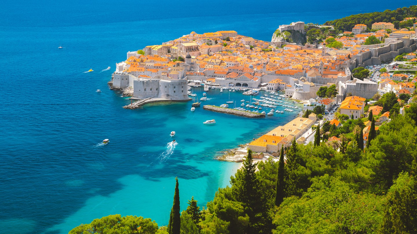 Dubrovnik's walled Old Town will be the first port of call for many visitors to the city