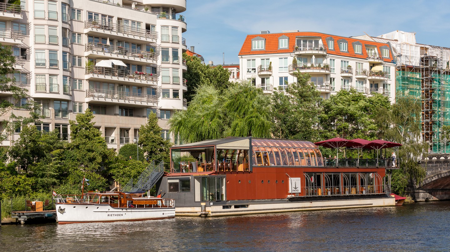 Moabit's choice of restaurants is as diverse as its multicultural community