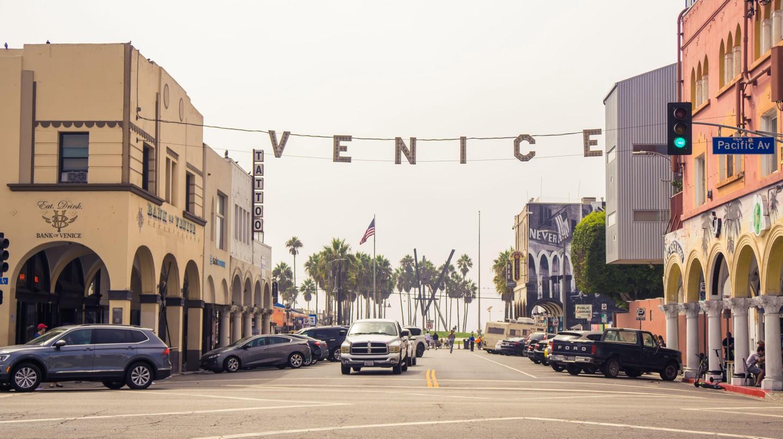 Venice Beach, Los Angeles, California