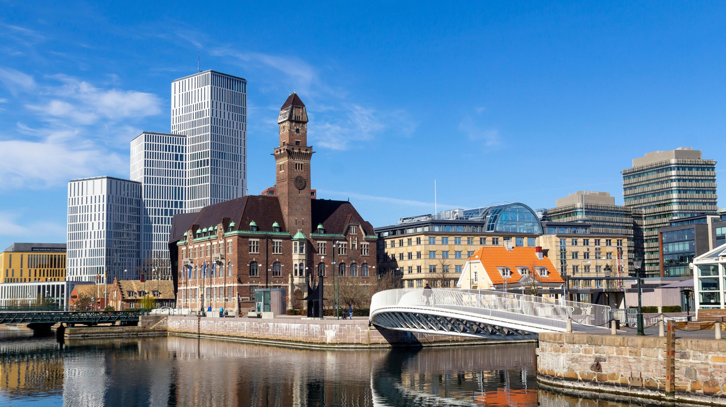 Malmo is an ideal city to explore in a short space of time