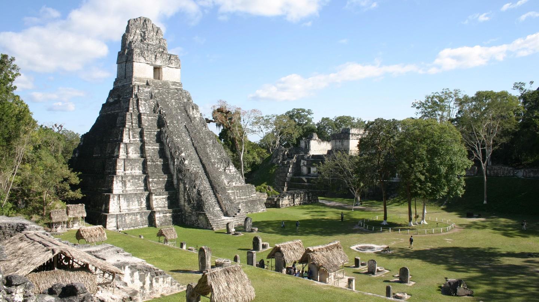 La Ruta Maya Temple, Tikal, Guatemala