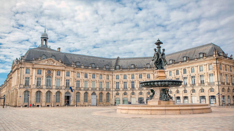 Bordeaux's National Customs Museum is set on the magnificent Place de la Bourse