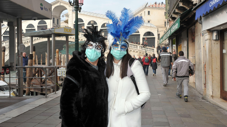 Italy suspends Venice's world famous carnival amid Coronavirus crisis