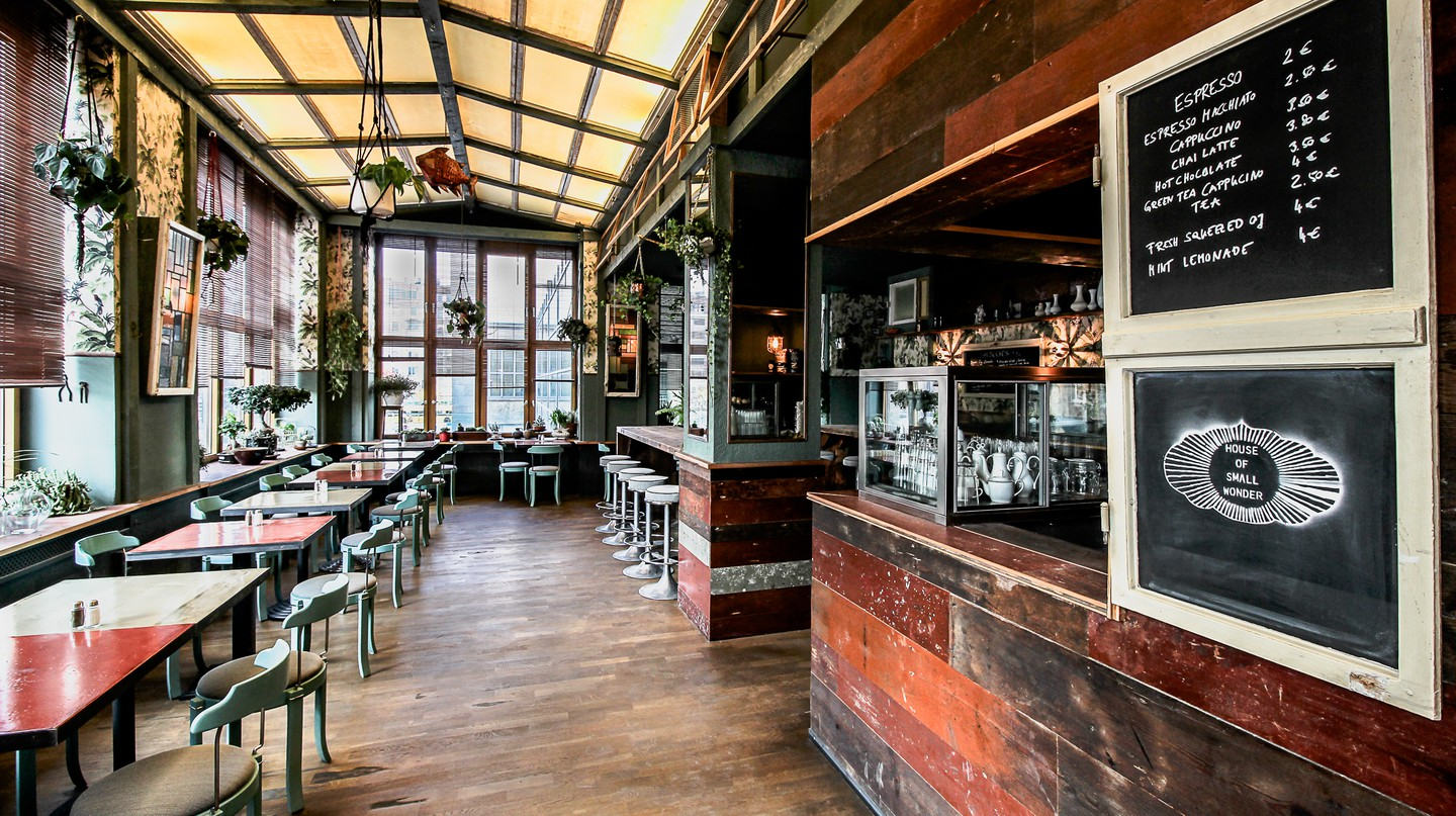 Mitte is known as the best place to go for a delicious brunch or breakfast in Berlin