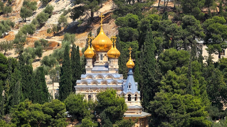 Visit the Mount of Olives in Jerusalem