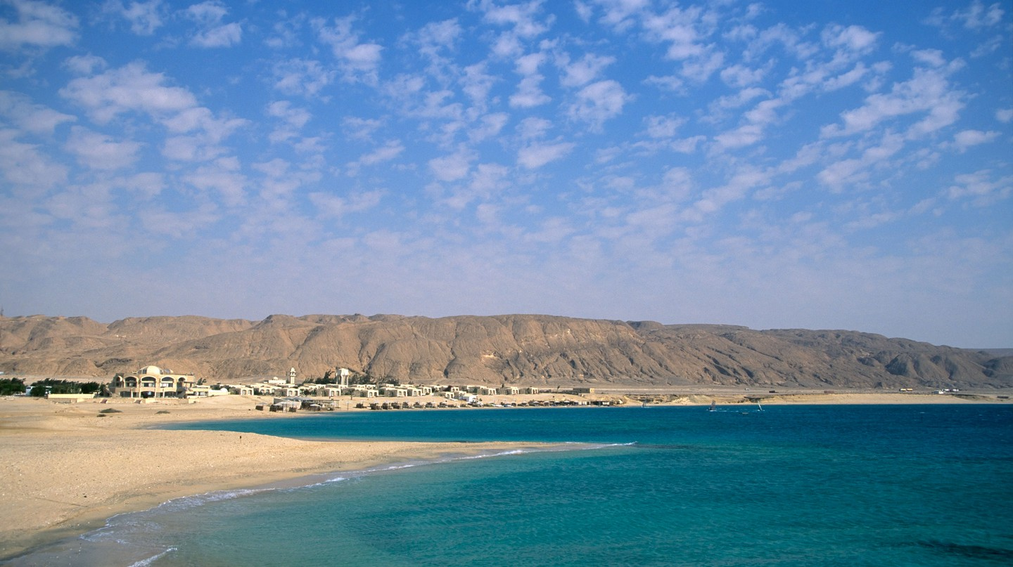 Visit the coastal area of Ras Sedr for a picturesque beach retreat