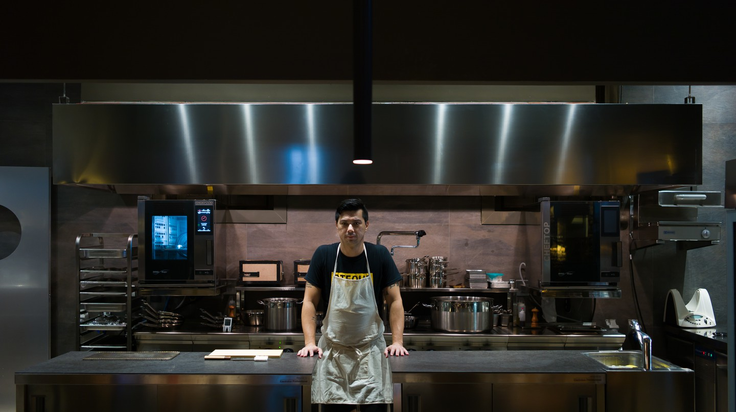 Alberto Landgraf is a shining light in the culinary landscape of Rio de Janeiro
