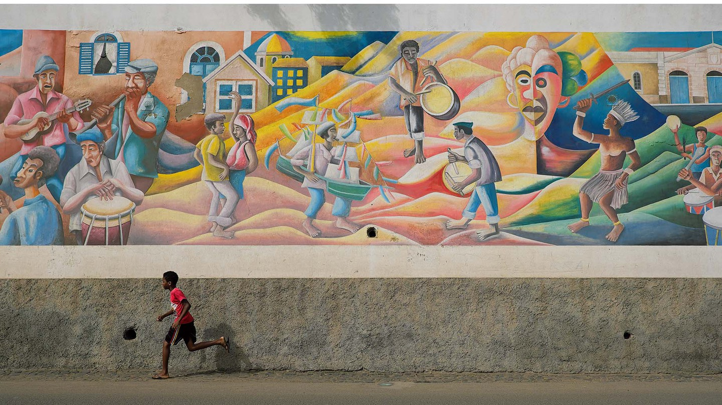 Cape Verde's mix of art, culture and beautiful landscapes means there's more to explore than just beaches