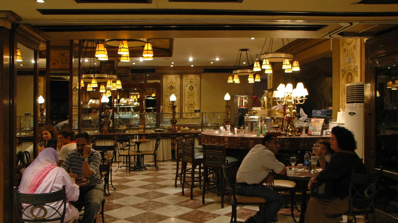 Cairo's Mohandessin neighbourhood offers an abundance of restaurants, cafés and bars