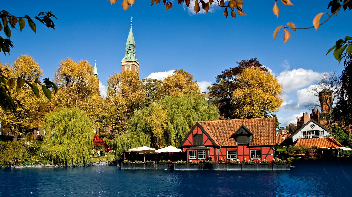 Discover some of Copenhagen's most famous landmarks