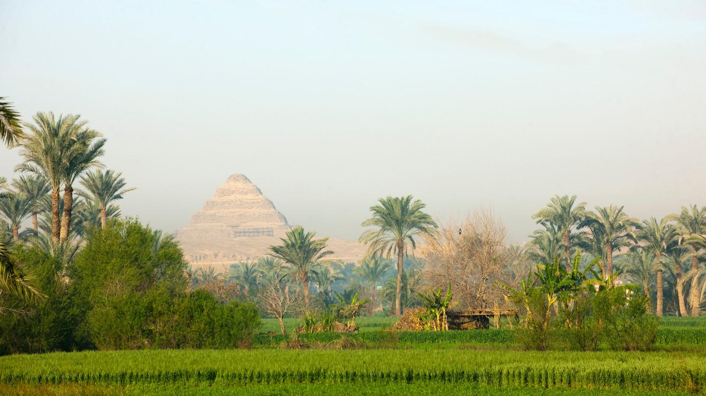 The Step Pyramid of Djoser is must-visit site in Sakkara