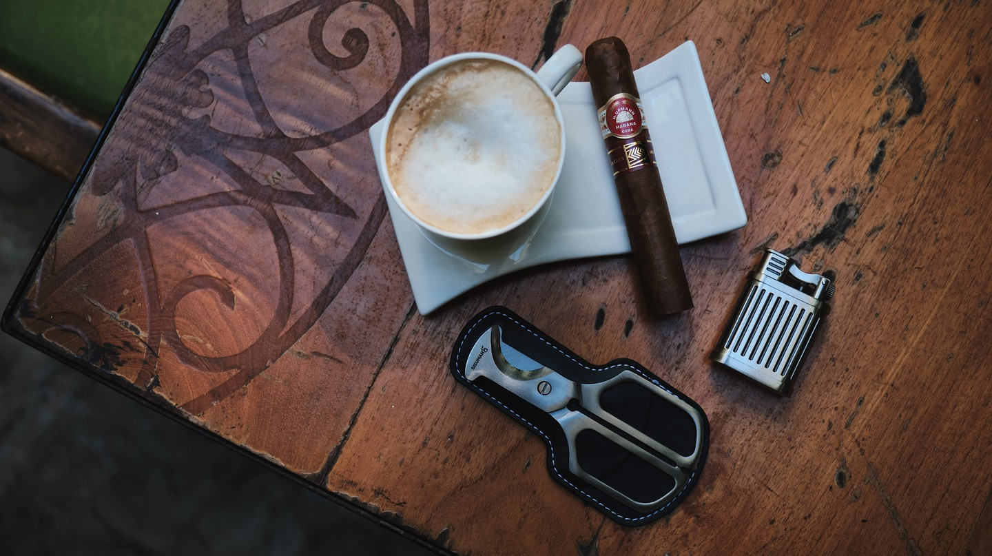 Cuban cigars take time and patience to create
