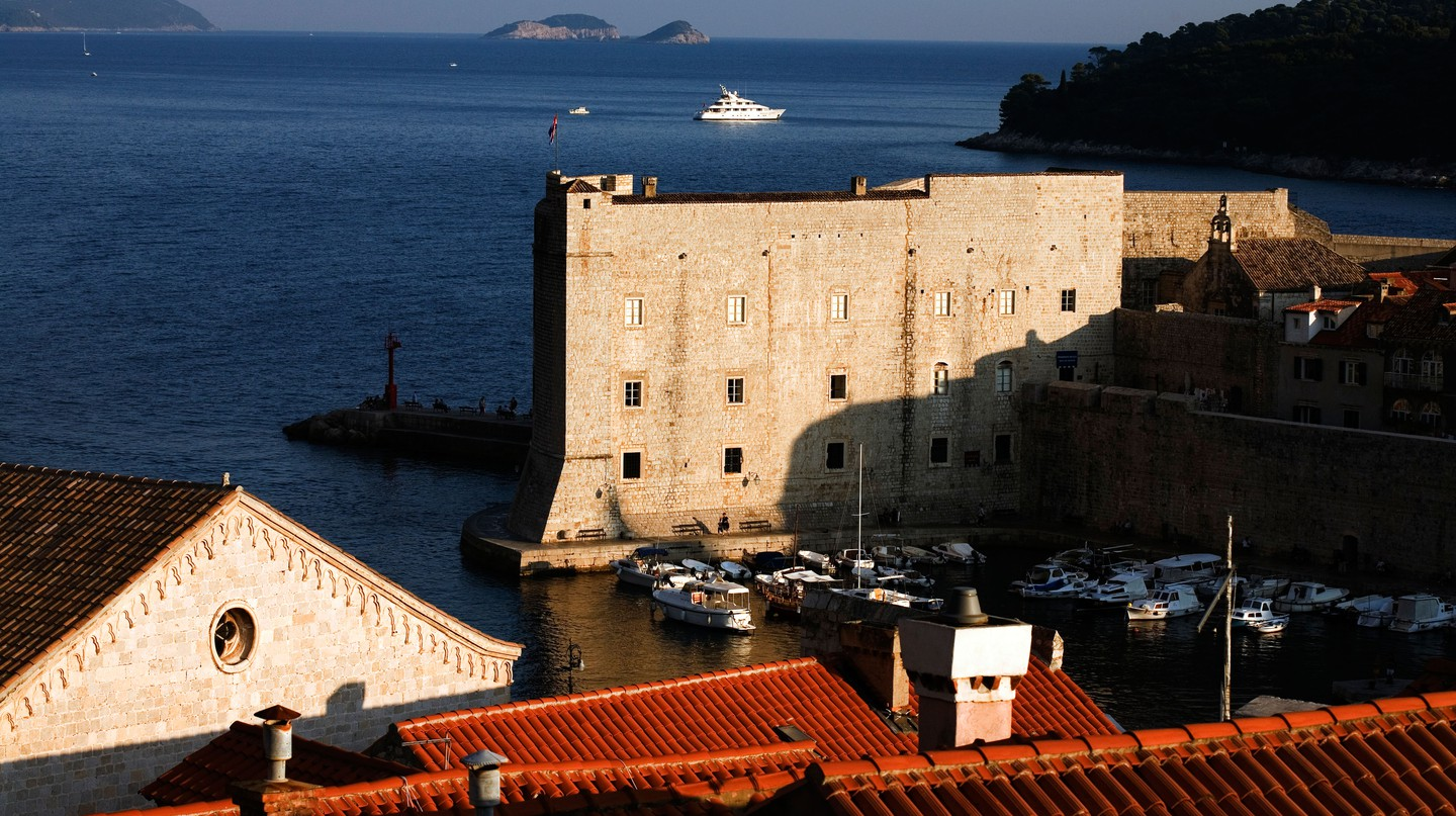 The Maritime Museum is one of Dubrovnik's most popular museums