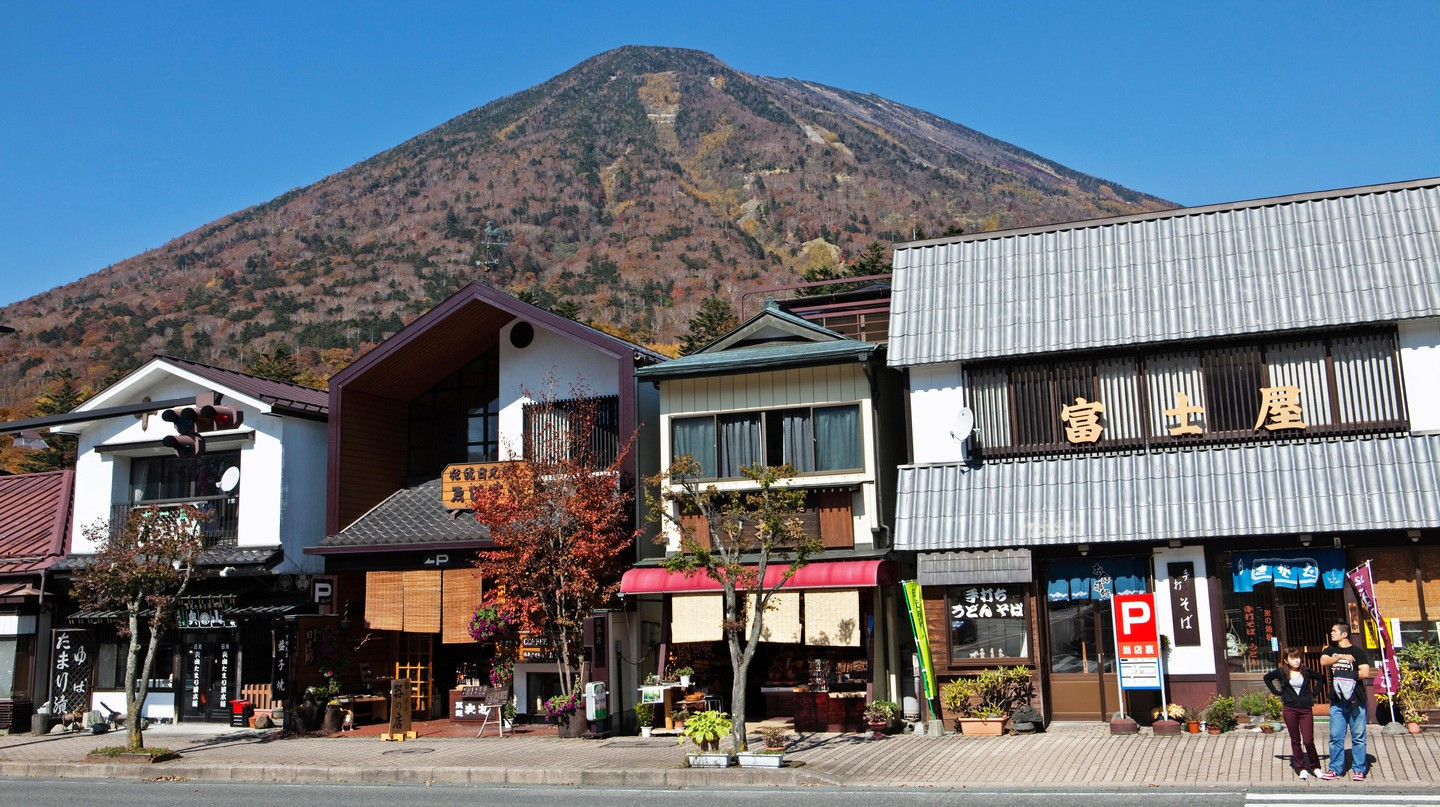 There's something for all tastes and interests in Nikko